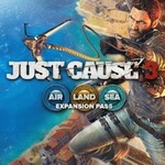 [PS4] Just Cause 3 DLC Pack: Air, Land and Sea Expansion Pass $5.73 @ PlayStation Store