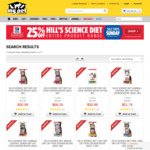 25% off Hills Science Diet Dry Cat Food + Bonus Hills Science Diet Box 12x85g + Free Delivery Over $49 @ My Pet Warehouse