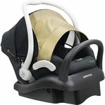 Maxi Cosi Mico Limited Edition Newborn Baby Capsule, Black $179.99 (Was $312) Delivered @ Amazon AU