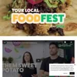 50% off Participating Thai Restaurants - Local Food Fest ($20 Max Discount) @ Uber Eats