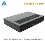 Fengmi Cinema 4K Pro Laser Projector $3499 Delivered @ BargainDingo