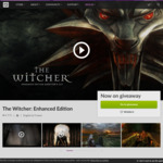 [PC] Free - The Witcher: Enhanced Edition @ GOG
