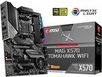 MSI MAG X570 Tomahawk Wi-Fi AM4 ATX Motherboard $346.06 + Delivery (Free with Prime) @ Amazon UK via AU