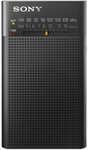 Sony AM/FM Pocket Radio $29 (Was $49) @ Big W