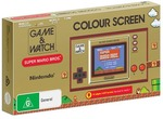 [Presale] Game & Watch: Super Mario Bros $79 + Delivery @ Dick Smith & Kogan