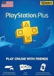 [US Accounts Only] PlayStation Plus 1 Year Subscription – $40.59 @ Eneba