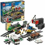 LEGO City Cargo Train 60198 - $199 Delivered @ Amazon AU