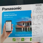 Panasonic KX-HN6032AZW Home Control Kit $57.50 (Was $230) @ Myer