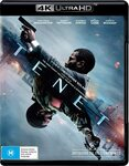 TENET 4K Ultra Blu-Ray $30 + Delivery ($0 with Prime/ $39 Spend) @ Amazon AU or Big W