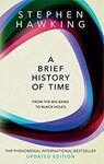 [eBook] A Brief History of Time: From Big Bang to Black Holes by Stephen Hawking $4.99 @ Amazon AU