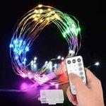 120 LED String Light Set W' 6 Colours $6.99 + Delivery ($0 with Prime/ $39 Spend) @ AU Xcellent Global via Amazon AU