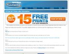 """Harvey Norman 15 Free 5"""" X 7"""" Photos-Only Registration Required"""