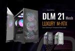DarkFlash Neo202, DLM22, DLM21, DLM21 Mesh BLK/WHT PC Case $70 Delivered (+$90 MSI B450+3in1 DR12 ARGB Fans) @ Darkflashaus eBay