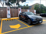 EV charging $0.20-$0.32/kWh (20-50% off) whole network for motoring club members @ Chargefox