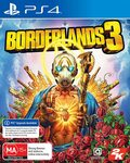 [PS4] Borderlands 3 - $10 + Delivery ($0 with Prime/ $39 Spend) @ Amazon AU
