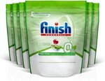 Finish 0% Dishwasher Tablets 132 Tablets $40 ($36 Sub & Save) Delivered @ Amazon AU