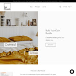 10% off, Free Shipping @ Bed Threads