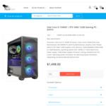 Core i5-10400F RTX 3060 Gaming PC [B460/16GB RAM]: $1298 + Shipping (July) @ TechFast