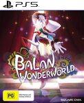[PS5] Balan Wonderworld $23 + Delivery ($0 with Prime/ $39 Spend) @ Amazon AU