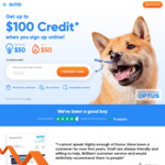 $100 Bill Credit When Signing up for Electricity & Gas @ Sumo Energy
