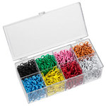 Celco 33mm Colour Paper Clips 800 Pack $6.98 @ Officeworks
