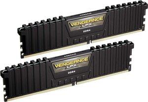 Corsair Vengeance LPX 32GB (2x16GB) DDR4 3200MHz C16 RAM $209 + Delivery ($0 with Prime) @ Amazon US via Au