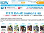 BigW Game Bargin Week 7 Games over 7 Days (Silent Hill and Ridge Racer at $69.92)