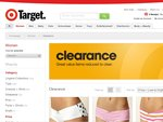 Target Online Clearance - Bras from $4 - Underwear from $3