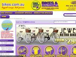 Bikes.com.au - Free Freight on All Bikes and Accessories