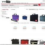 Manhattan Portage Messenger/Laptop Bags - More Than 50% off