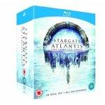 Stargate Atlantis - Complete Season 1-5 [Blu-Ray] AUD $67 Delivered @ Amazon UK