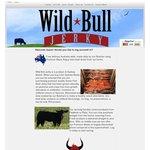 Wild Bull Jerky - 15% off 1kg of Beef Jerky, FREE Delivery Australia Wide