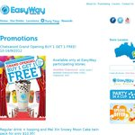 Easyway Chatswood Opening Special - Buy 1 Get 1 Free