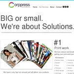 Only $499 Custom 10 Page Website Design + 1000x Full Colour Business Cards.