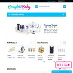 Complete Baby 20% OFF Huggies Disposable Nappies
