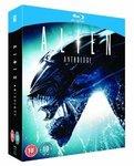 Alien 1-4 Blu Ray $13.78 Delivered Amazon.co.uk