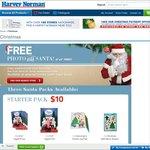 """FREE Photo with Santa (6""""x4"""") @ Harvey Norman"""