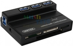 Combined USB 3.0 Hub and Multi Card Reader (Including CF) $29.95 Incl Postage @ Mushtato