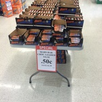 Mars Bar Choc Loaded for 50c at Ritchie's IGA (Berowra Heights, NSW)