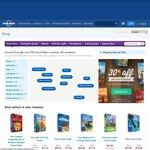 Lonely Planet: 50% off All Print and Digital Titles
