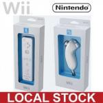 Nintendo Wiimote + Nunchuck for $59.95 + Shipping from TopBuy