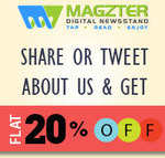 Read 2000 Magazines for $99/Year. Magzter Subscription