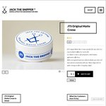 Jack The Snipper Hair Products - 25% off - Original Matte Creme $26 Delivered