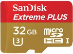 SanDisk 32GB Extreme Plus MicroSD 80MBs $24.95 Delivered @ PC Byte