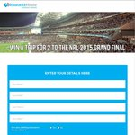 Win a Trip for 2 to Sydney for NRL Grand Final 4th October from Insurance House