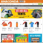 25% off Everything Storewide  -  Waeco CF50  $749 @  Anaconda