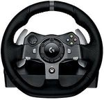 Logitech G920/G29 Driving Force Racing Wheel $299.20 in Store Pick up @ Dick Smith eBay Store
