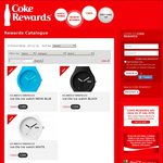 Coke Rewards - Freedom Gift Cards, Event Cinema Movie Tickets and Ice-Ola Ice Watches