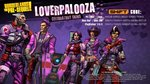Borderlands: THC or TPS Loverpalooza Skins for Free