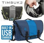 """Timbuk2 Power Commute Messenger Bag, 15"""", Two Colours, $52.98 Delivered @ OffTheBack"""